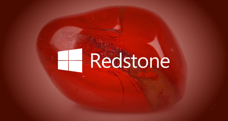 As I suspected, Redstone is simply a large update to WindowsMinecraft Stone Wallpaper