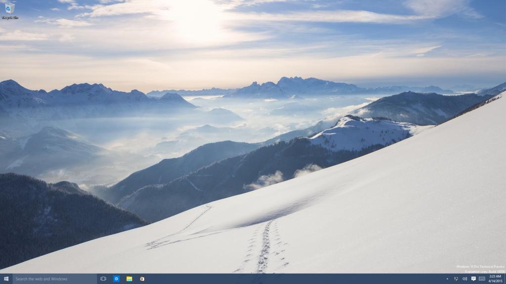 Tutorials Touchscreen Desktop