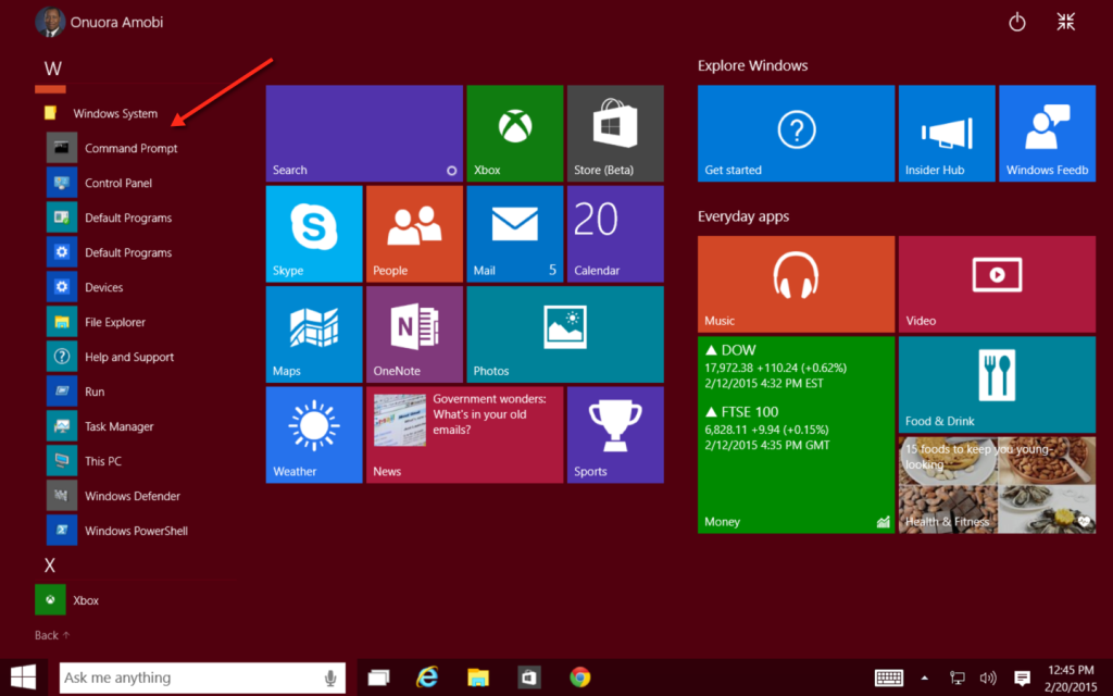 Tutorials Windows System All