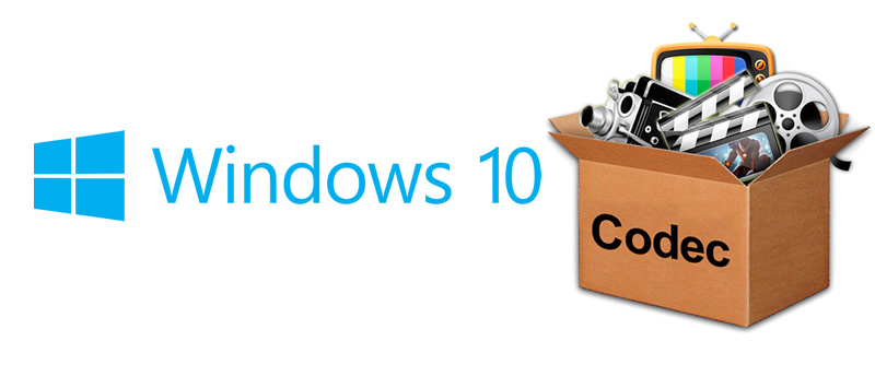 Windows 10 Codecs