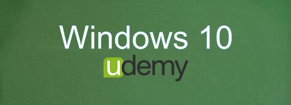 Windows 10 on Udemy