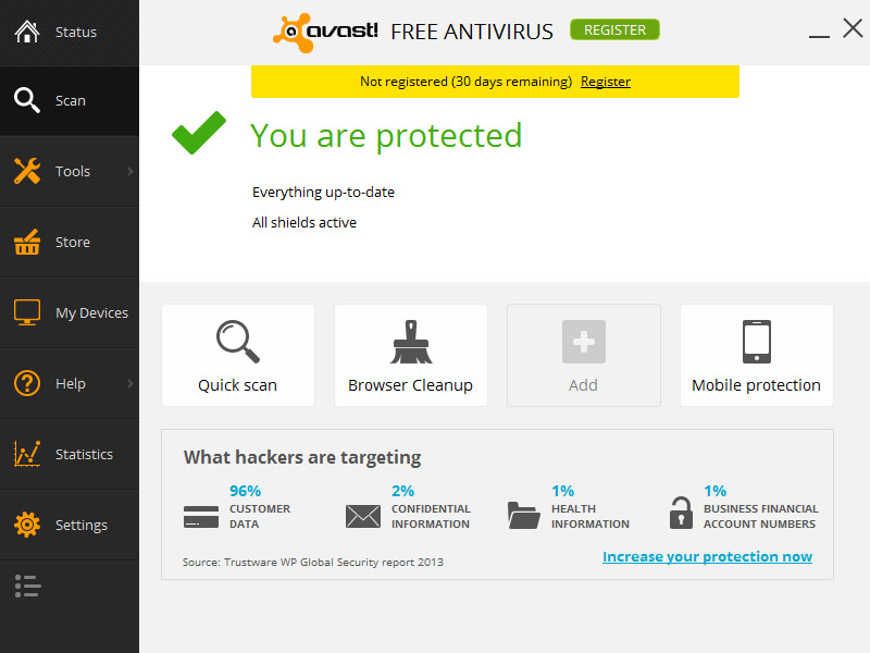avast free  for windows xp 2002