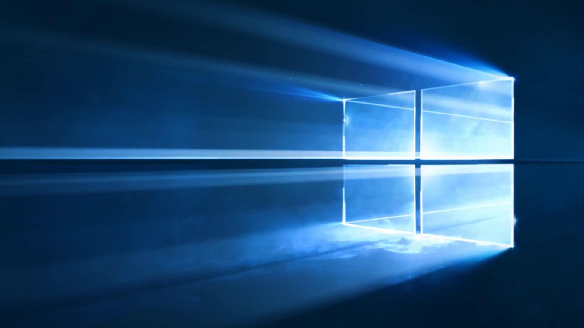 Windows 10 Hero image default wallpaper