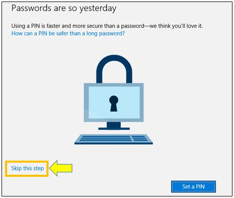 How to Switch to Microsoft Account