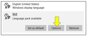 How to Add a Display Language