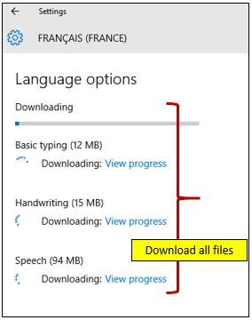 How to Change Cortana's Language