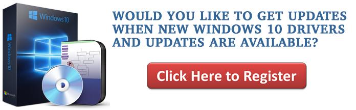 Toshiba Windows 10 Driver Updates