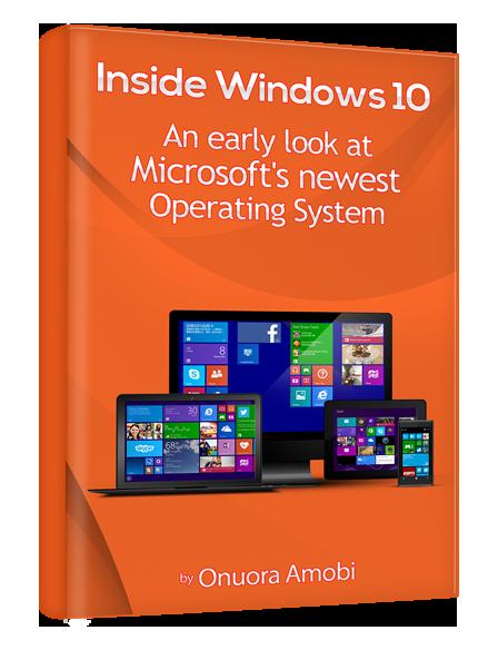 3d Inside Windows 10 eBook