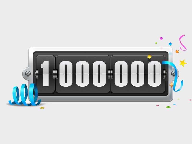 Windows 10 Preview Million