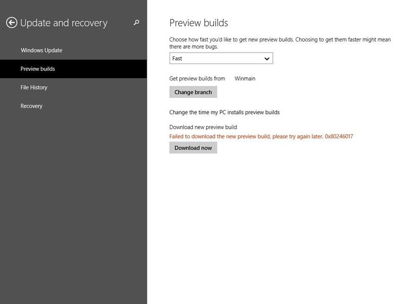 Windows 10 Registry Edit