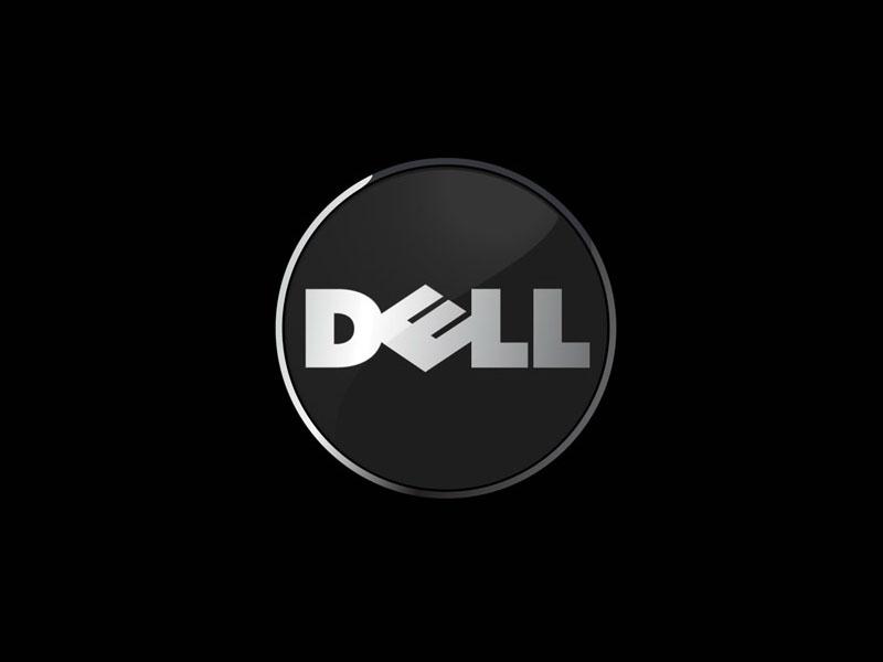 Dell Logo Black