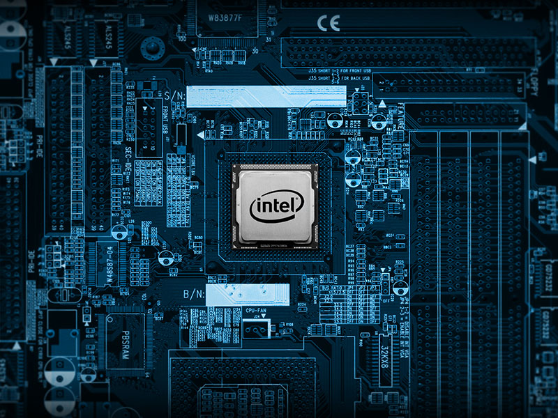 Intel Windows 10 PC Sales
