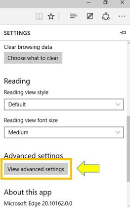 How to use Microsoft Edge Caret Browsing