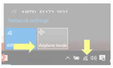 How to Turn On or Off Airplane Mode in Windows 10