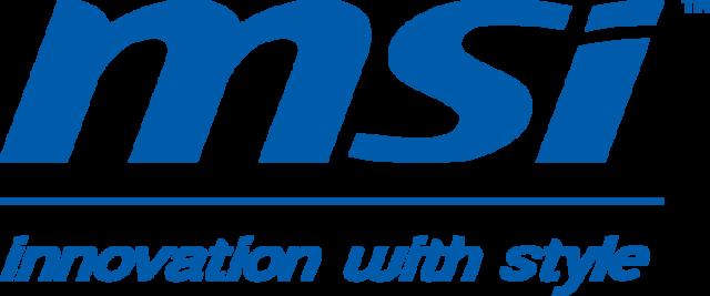 msi brand logo image