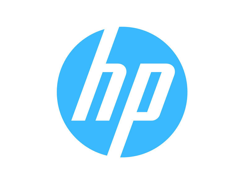HP Logo Bright