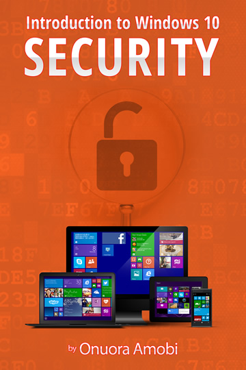 Windows 10 Security ebook
