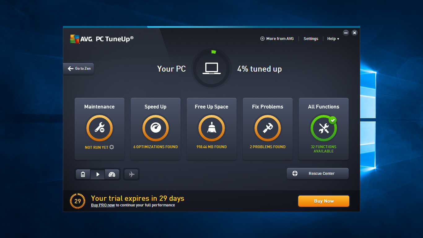avg pc tune up review