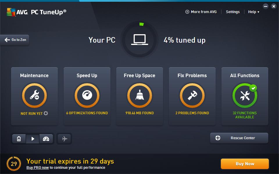 Avg Pc Tuneup Review Windowschimp