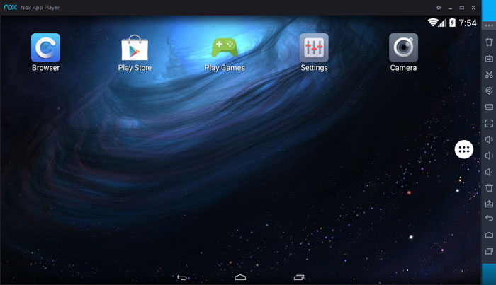 Nox App Player Emulator