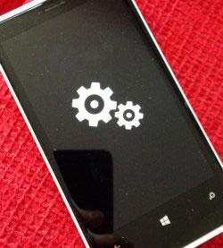 Reset Windows 10 Mobile