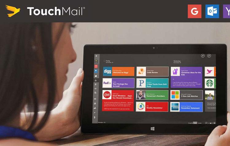 TouchMail Client