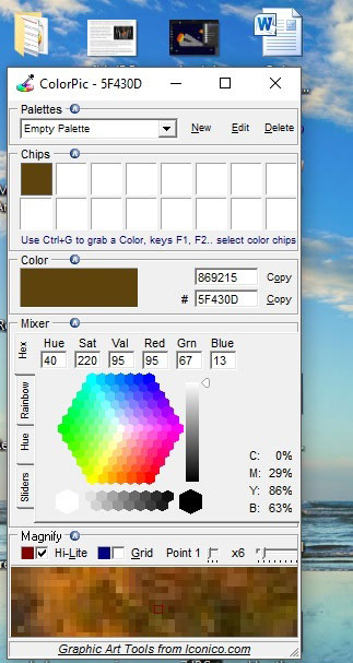 5 Best Color Picker Tools for Windows 10