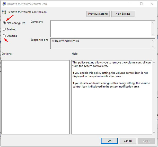 Fix Volume Icon Missing Method-2-3