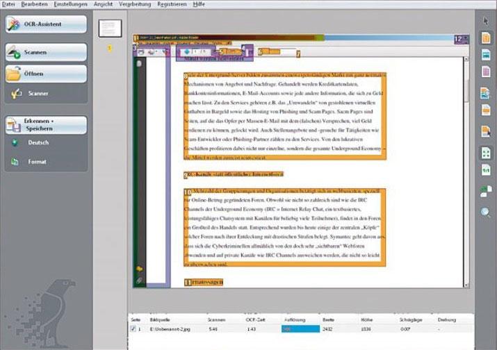 Readiris - OCR Software for Windows 10