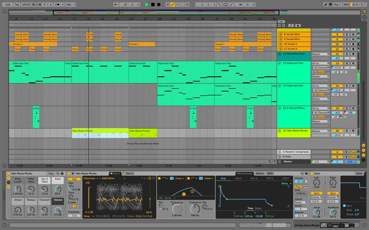 Ableton Live - Logic Pro Alternative