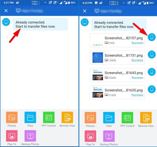 Android Shareit 2
