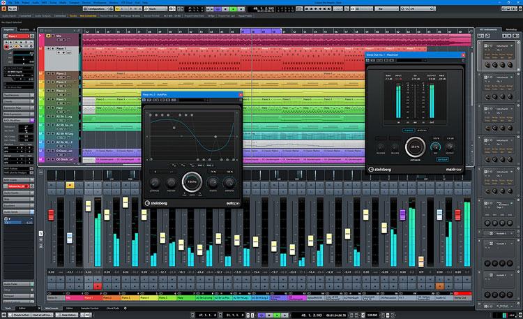 Cubase - Best Replacement of Logic Pro