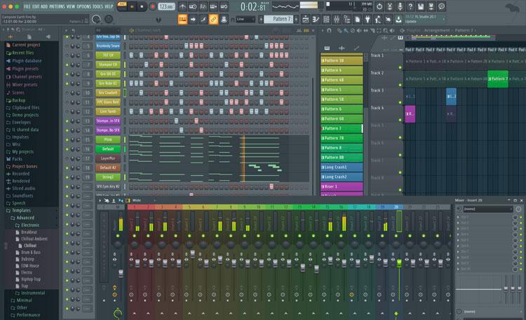 FL-Studio - Logic Pro Alternatives