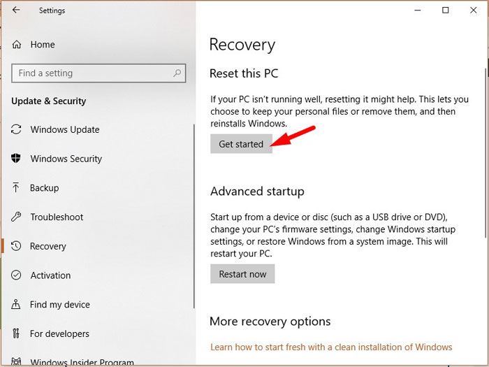 Fix Windows 10 won't sleep 8-2