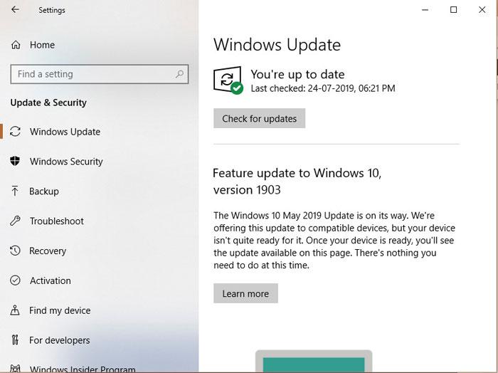 Install Update 2-1