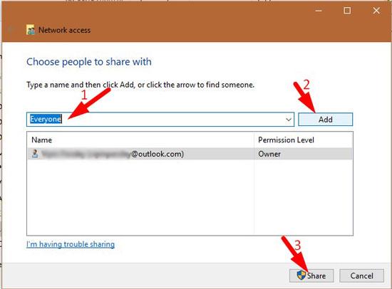 Share Folder 2