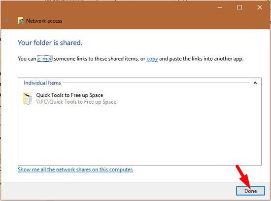 Share Folder 3