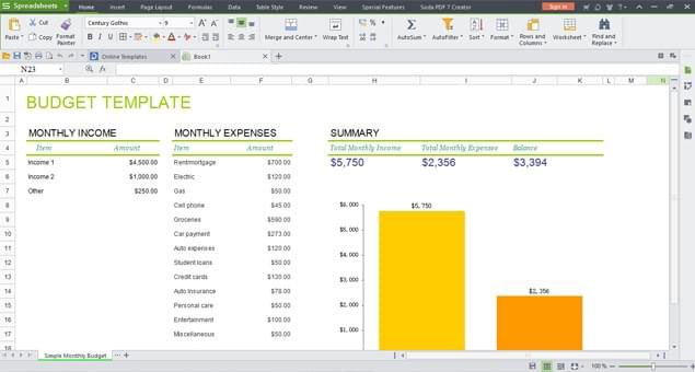WPS Office - Alternatives to Microsoft Office