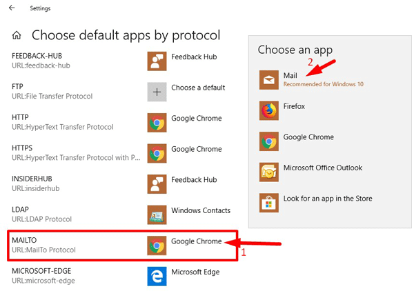 Change Default Apps by Protocol 2