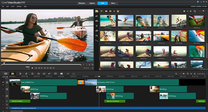 Coral VisualStudio x10 - Top 5 360 Video Editor