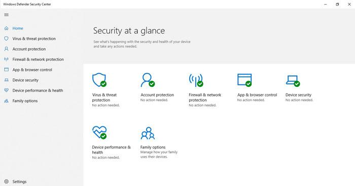 Windows Defender - Is Windows 10 Secure
