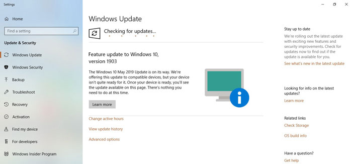 Better Patching in Windows 10