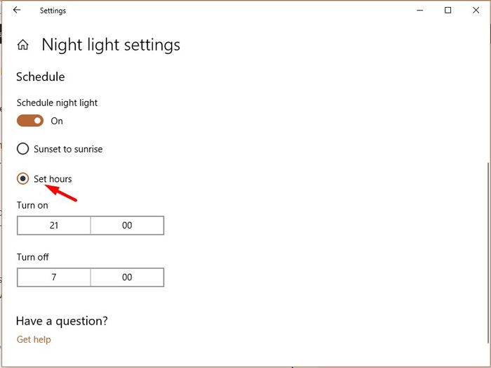 F.lux Vs Windows 10 Night Light 5