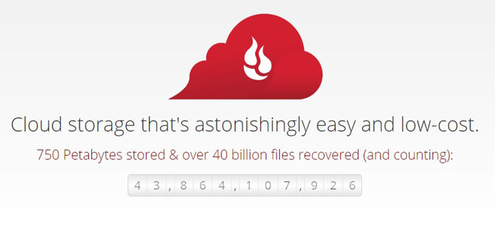 BackBlaze - 5 Best Cloud Backups