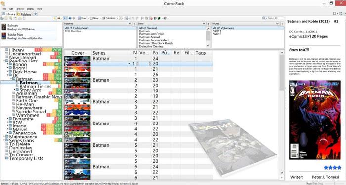 5 Comic Readers for Windows - CBR / CBZ File Readers