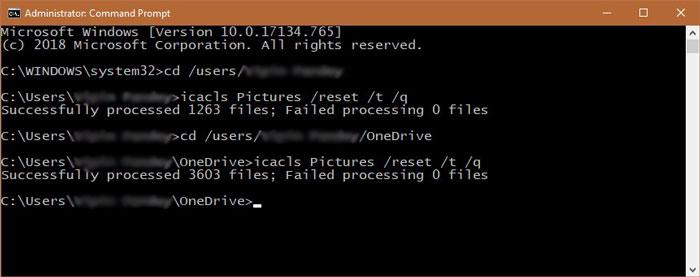 Fix Folder Access Denied Error 5-2