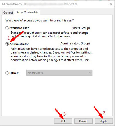 Fix Folder Access Denied Error 6-3