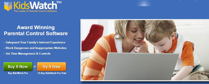 KidsWatch Child Monitoring Software