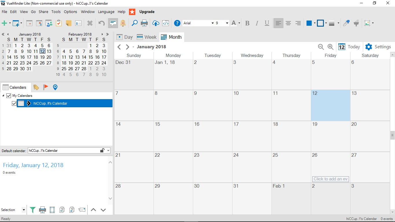 VueMinder - Best Planner & Calendar Apps for Windows 10