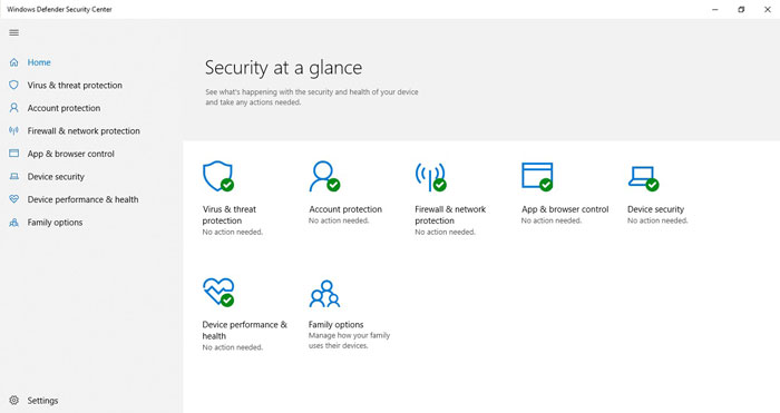 Is Windows Defender Enough?